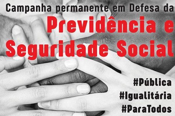36288f23c0 Centrais sindicam anunciam propostas e atos para barrar a reforma da  Previdência